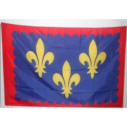 Flag of Anjou