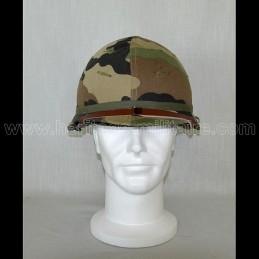 Helmet US M1 Vietnam 1968
