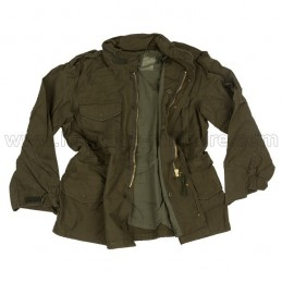 Field Jacket M65 US prewash olive