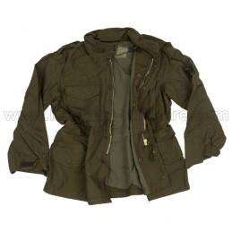 Field Jacket M65 US prewash olive