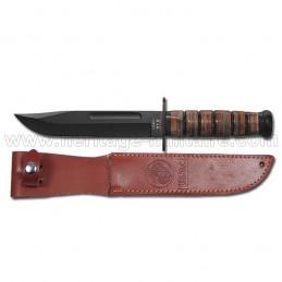 Couteau de combat USMC avec fourreau WWII