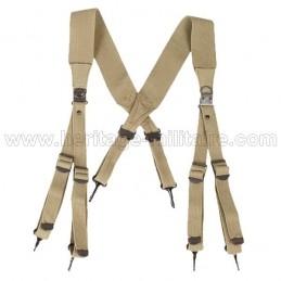 Shoulder straps US M28 WWII
