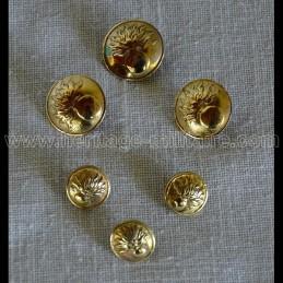 """Button """"Grenade"""" 1870"""