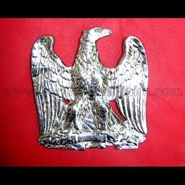 Aigle de sabretache argenté