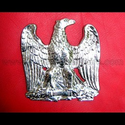 Eagle for sabretache silver