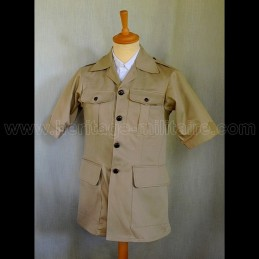 WWII Colonial French Military Tunic