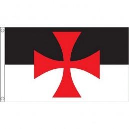 Knights Templar flag mod 4