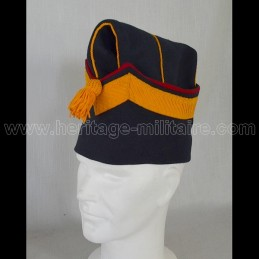 Bonnet de police troupe Grenadier de la garde Napoléon 1er