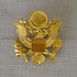 Insignia for enlisted cap US WWII