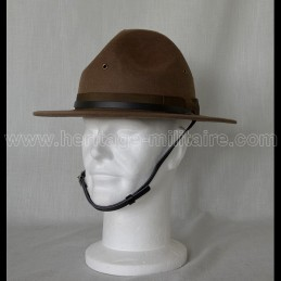 Chapeau instructeur US WWI & WWII