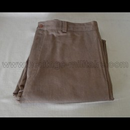 "Pantalon Officier US ""PINKS"" USA WWII"