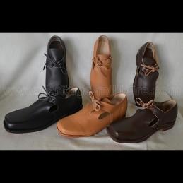 Shoe XVIIth century
