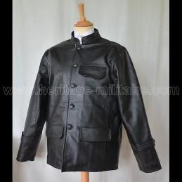 Germain leather jacket Kriegsmarine troop WWII