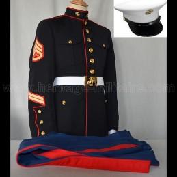 Uniforme complet US Marines Corps USMC modèle actuel