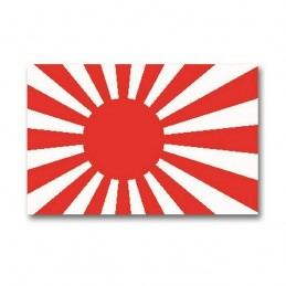 Japan flag WWII COTTON