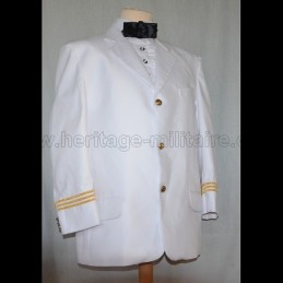 Veste officier Capitaine coloniale Français Destockage