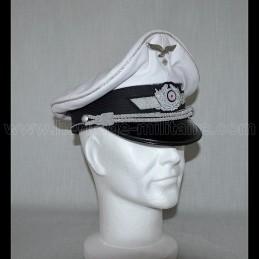 Casquette d'officier Pilote Allemand WWII