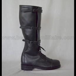 "US Mod 1900 Military Cavalry Boots ""Black"""