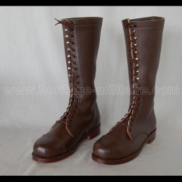 1930 Military US Officer Boots