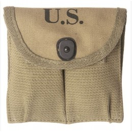 Charger holder for the Carbine 30M1 US WWII