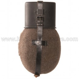 Leather strap for cantine German WWII