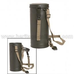 Gas mask box German WWII