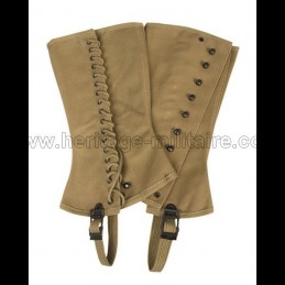 US Infantry gaiters WWII