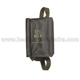 Musette de masque a gaz US WWII