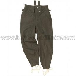 Pantalon M43 Allemand WWII