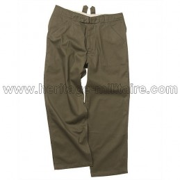 Pant tropical M40 German WWII