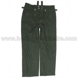 Pantalon HBT M40 Allemand WWII
