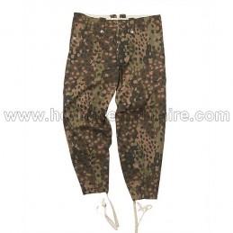 Pantalon  M44 CAMO Allemand WWII