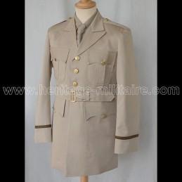"Tunique officier US de sortie ""CHINO"" Pacifique WWII"