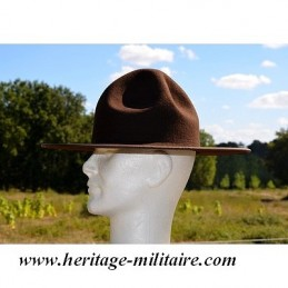 "Hat ""The campaign"" brown"