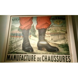 FERLIN French boots model...