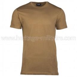 Tee-shirt 100% cotton dark...