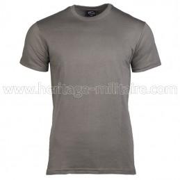 Tee-shirt 100% coton foliage