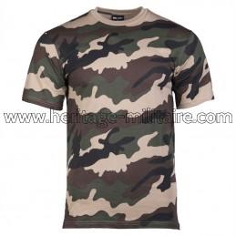 Tee-shirt 100% coton camo...