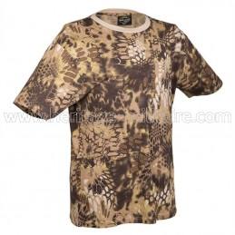 Tee-shirt 100% coton mandra...