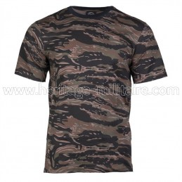 Tee-shirt 100% coton tiger...