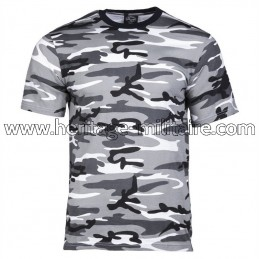 Tee-shirt 100% coton urban...