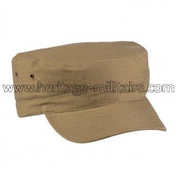 US BDU field cap dark coyote