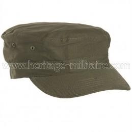 US BDU field cap OD green