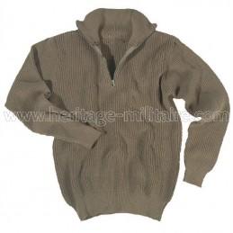 Troyer sweater acrylic OD...