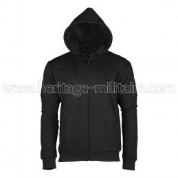 Tactical hoodie black