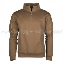 Tactical sweat shirt dark...
