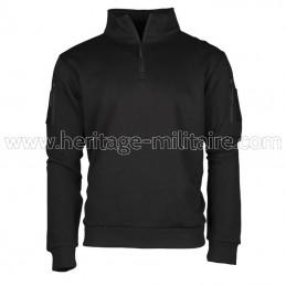 Sweat-shirt tactique noir