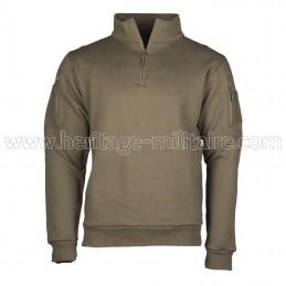 Tactical sweat shirt OD green