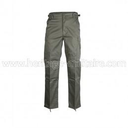 US BDU pants reinforced OD...