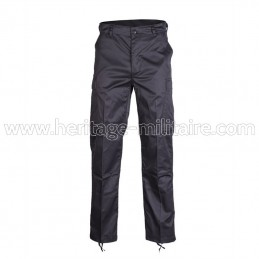 US BDU pants reinforced black